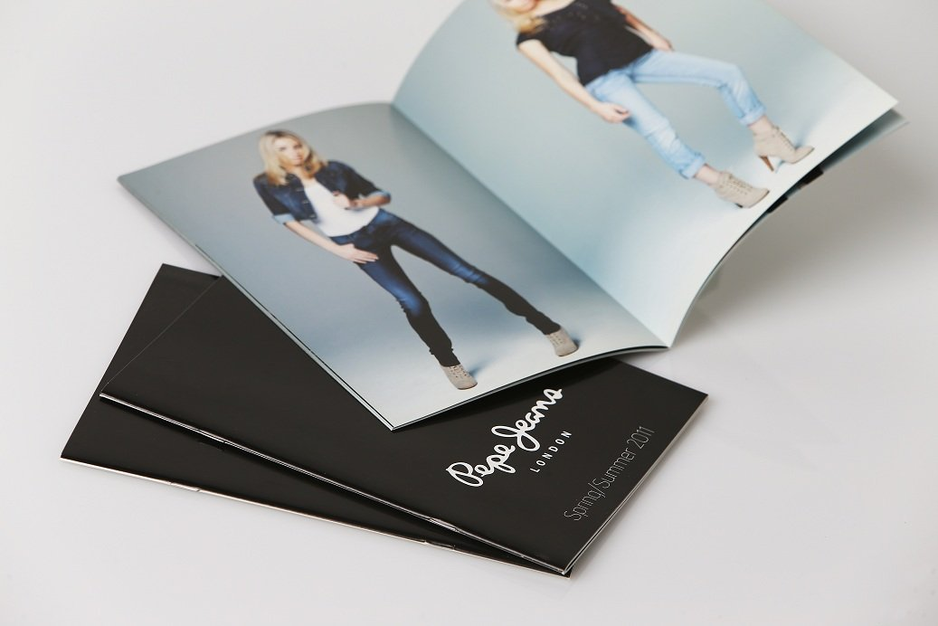 Saddle Stitch Books